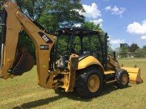 Retroexcavadora 2015 CAT 420F