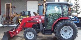Tractor cargador 2015 Massey Ferguson 1759