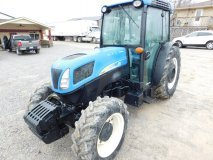 Tractor Agrícola 2010 New Holland T4050F