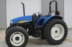 Tractor Agrícola 2011 NEW HOLLAND TS6030