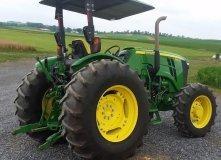 Tractor Agrícola 2013 John Deere 5100E