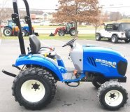 Tractor Agricola 2017 Boomer Compact 24