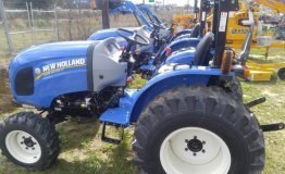 Tractor Agricola 2017 New Holland Workmaster 37