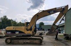 Excavadoras 2006 CAT 320CL