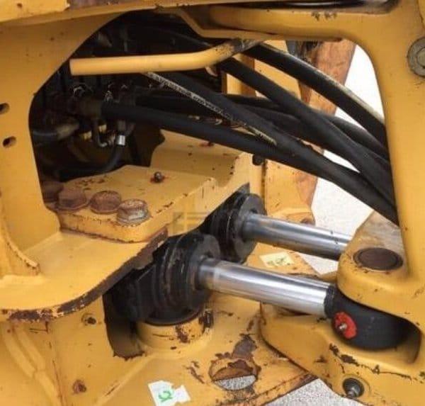 Retroexcavadora 2008 Cat 420E FPtex