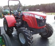 TRACTOR AGRICOLA 2015 MASSEY-FERGUSON 4610