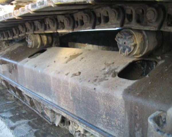 Tren Rodaje Excavadora Oruga 2006 CAT 320CL-Maqtx1