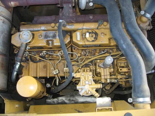 Motor Excavadora 2006 CAT 320CL-Maqtx1