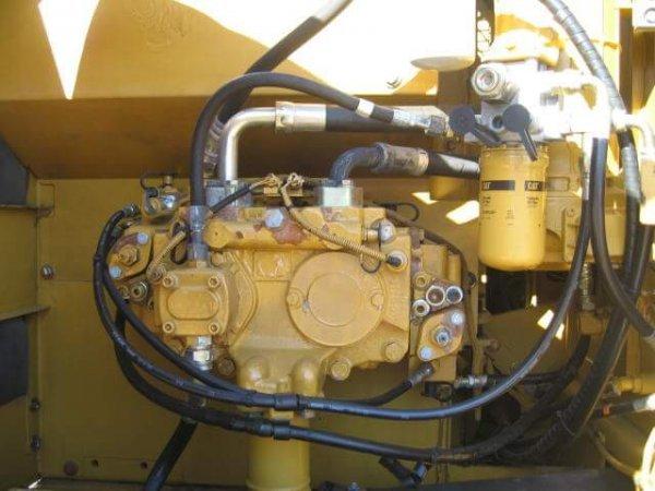 Motor Excavadora 2003 CAT 420CL maqtx1