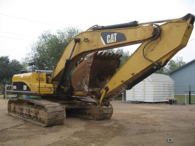 Excavadora oruga 2008 CAT 325DL-tx1