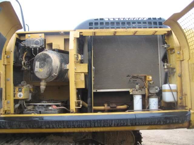 Motor Excavadora oruga 2008 CAT 325DL-tx1