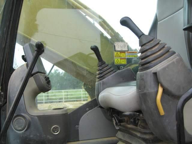Cabina Excavadora oruga 2008 CAT 325DL-tx1