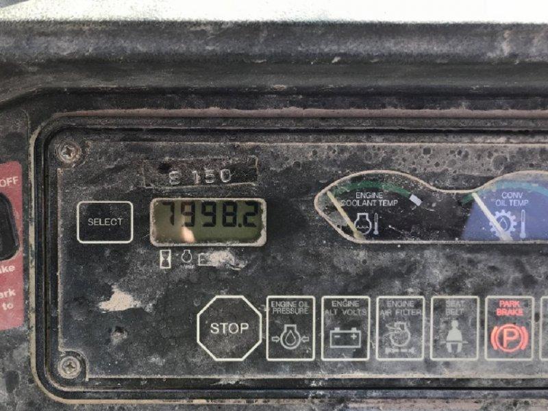 Horas Retroexcavadora 2002 Deere 310J