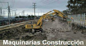 Categoría zonapesada Maquinarias de Construcción