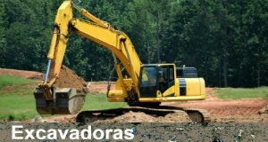 Categoría zonapesada Excavadoras