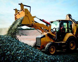 Retroexcavadoras Caterpillar-maquinaria-construccion-agricola-industrial-heavy-equipment-zona-pesada-latinoamerica-usa