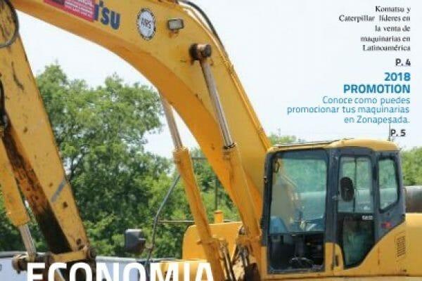 zonapesada news issue-0003-Dealer portal-Machinery-construction-zonapesada-magazine-news-edicion-ooo3-esp-promocion-compra-venta-maquinarias-pesadas-latam-usa