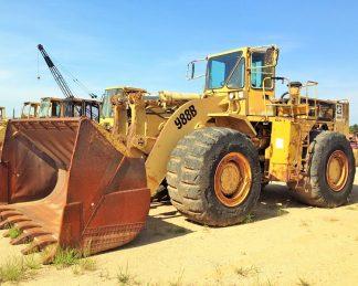 Wheel loader-1977-CATERPILLAR-988B-bruce equipment-maquinarias-repuestos- accesorios-zonapesada-promocion-compra-venta-latam-usa