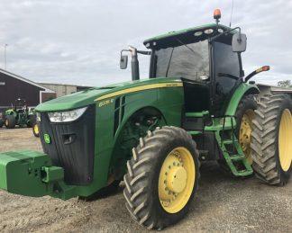 Tractor Agricola 2011 JOHN DEERE 8235R-Belkorp Ag-26992-maquinarias-repuestos- accesorios-zonapesada-promocion-compra-venta-latam-usa