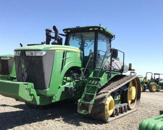 Tractor Agricola 2013 JOHN DEERE 9560RT-Belkorp Ag-29660-maquinarias-repuestos- accesorios-zonapesada-promocion-compra-venta-latam-usa