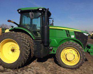 Tractor Agricola 2014 JOHN DEERE 7230R-Belkorp Ag-15340-maquinarias-repuestos- accesorios-zonapesada-promocion-compra-venta-latam-usa
