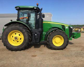 Tractor Agricola 2017 JOHN DEERE 8270R-Belkorp Ag-25621-maquinarias-repuestos- accesorios-zonapesada-promocion-compra-venta-latam-usa
