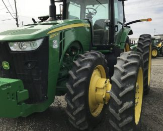 Tractor Agricola 2017 JOHN DEERE 8370R-Belkorp Ag-24977-maquinarias-repuestos- accesorios-zonapesada-promocion-compra-venta-latam-usa