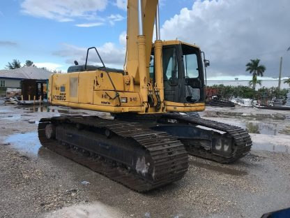 Excavadora Komatsu PC220-maquinarias-construccion-zonapesada-USA